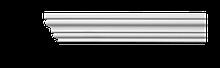 Карниз потолочный гладкий Classic Home 2-0360, лепной декор из полиуретана