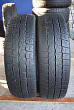 Шины б/у 205/75 R16С Toyo H08, ЛЕТО, пара, 6 мм