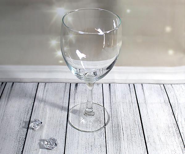 """Бокал для вина универсальный ОСЗ """"Элеганс"""" стеклянный  350 мл (18с2020)"""