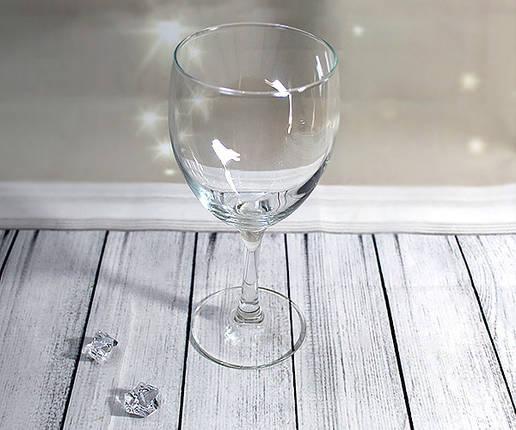 """Бокал для вина универсальный ОСЗ """"Элеганс"""" стеклянный  350 мл (18с2020), фото 2"""