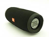 Блютус колонка JBL Charge3 20W  с FM MP3, черная.   AG320036