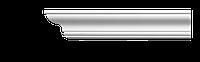 Карниз потолочный гладкий Classic Home 2-0451, лепной декор из полиуретана