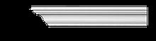 Карниз потолочный гладкий Classic Home 2-0480, лепной декор из полиуретана