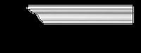 Карниз потолочный гладкий Classic Home 2-0480 flex, лепной декор из полиуретана