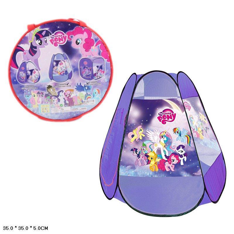 "Детская палатка 8006PN ""My Little Pony"""