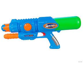 Водное оружие Бластер, Синий «MAYA TOYS» (YS323-2)