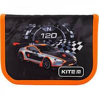 Пенал без наполнения Kite Education Winner race 1 отделение 1 отворот K19-621-6