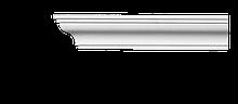 Карниз потолочный гладкий Classic Home 2-0430 flex, лепной декор из полиуретана