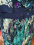 Женский брючный костюм летний батал с 52 по 60 размер, фото 6