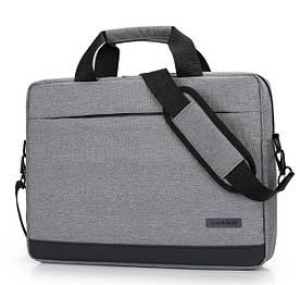 Сумка для ноутбука 15,6'' Digital Patrick gray
