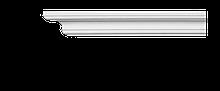 Карниз потолочный гладкий Classic Home 2-0450 flex, лепной декор из полиуретана