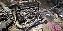 Мотор (Двигатель) Nissan Almera N15 Sunny N14 Primera P11 CD20 2,0 дизель, фото 2