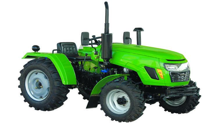 Трактор DW 244T, фото 2