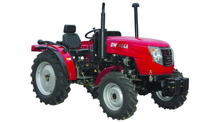 Трактор DW 404A, фото 2