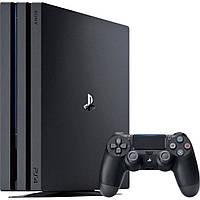 Игровая приставка Sony PlayStation 4 Pro 1TB Black PS4 Pro