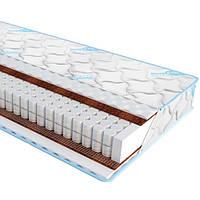 Ортопедичний матрац з незалежним пружинним блоком Extra (жаккард) Sleep&Fly ЕММ