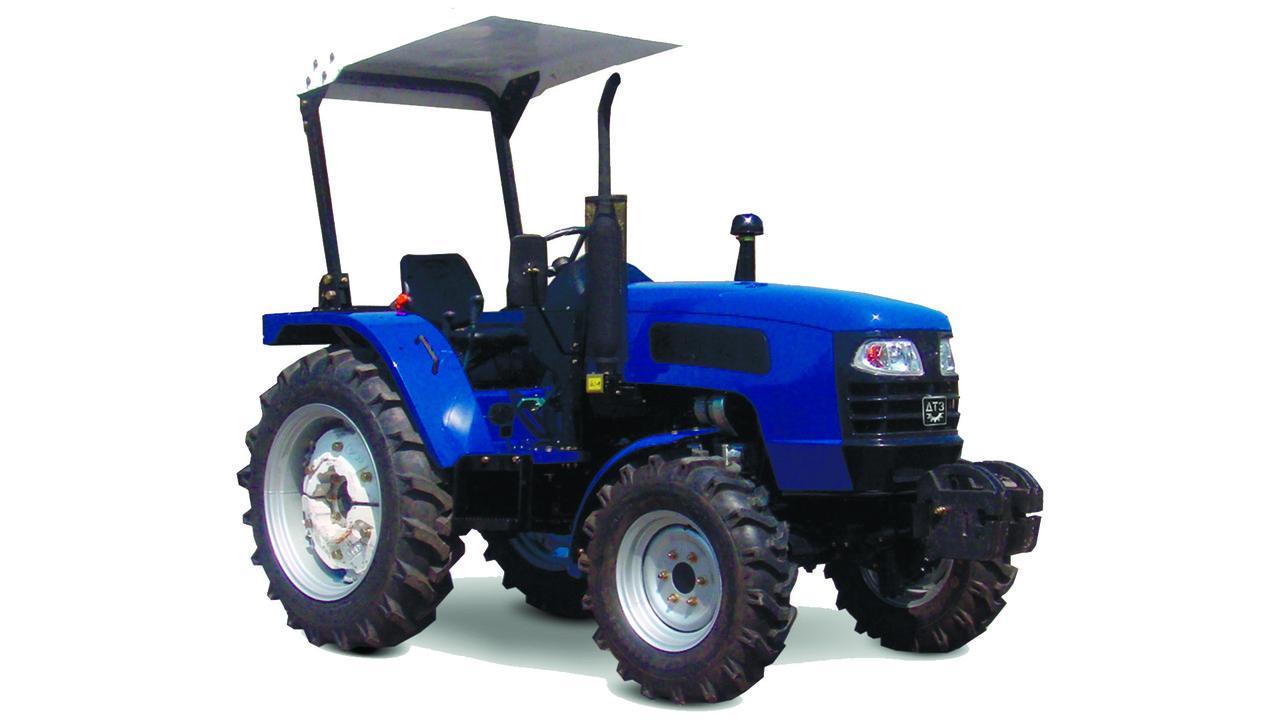 Трактор ДТЗ 5404 в сборе