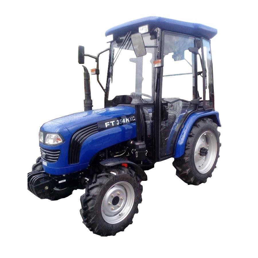 Трактор Foton FT354HXС в сборе