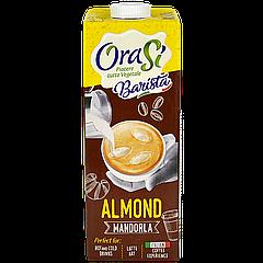 """Молоко """"Orasi"""" Бариста, растительное из Миндаля, 1л, Тетра Пак 6шт/ящ"""