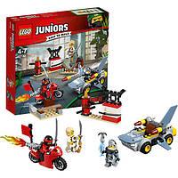 Конструктор лего джуниур Нападение акулы Lego Juniors Ninjago 10739, фото 1