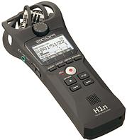 Аудио рекордер ZOOM H1n H4Npro микрофон петличка диктофон новые, фото 1