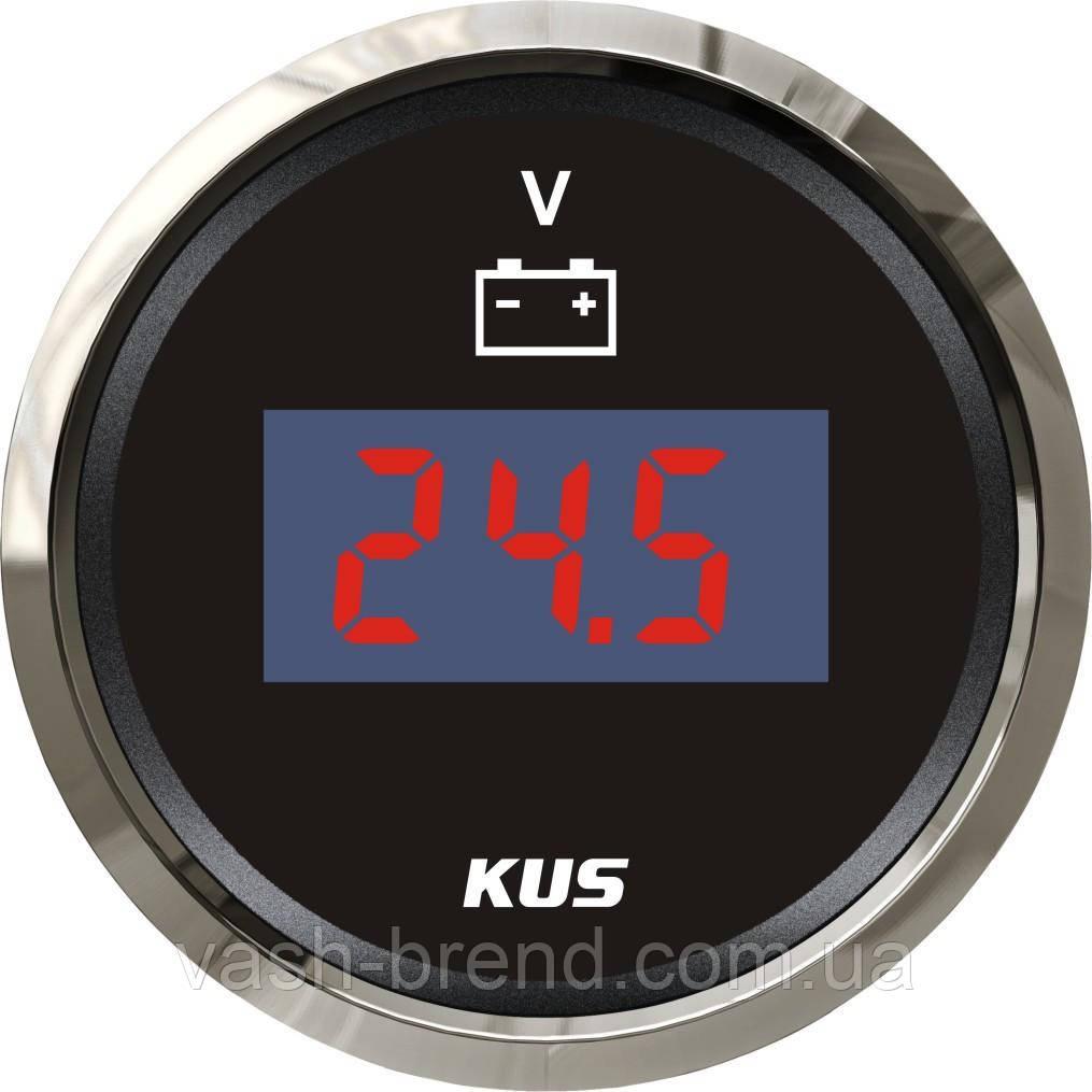Вольтметр Wema (Kus) цифровой черный