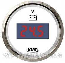 Вольтметр Wema (Kus) цифровой белый