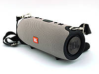 JBL Xtreme MEDIUM Bluetooth колонка 40W с FM MP3 copy, серая.   AG320067