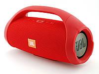 Колонка JBL Boombox BIG 40W, блютуз колонка жбл Бумбокс, красная. | AG320071