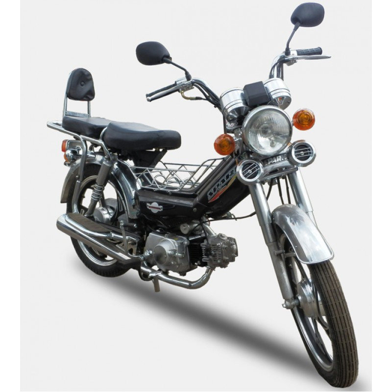 Мотоцикл Spark SP110C-1A в сборе