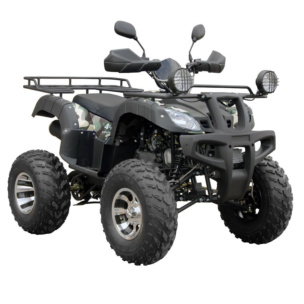 Квадроцикл Spark SP175-1А camo