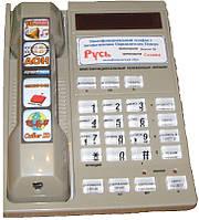 Многофункциональный телефон с АОН Русь-28(Соната)+автоответчик на 55 мин.