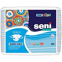 """Подгузники """"Seni Kids Junior Extra"""" 15-30 кг 30 шт."""