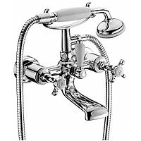 Смеситель для ванны Imprese Cuthna 10280 stribro