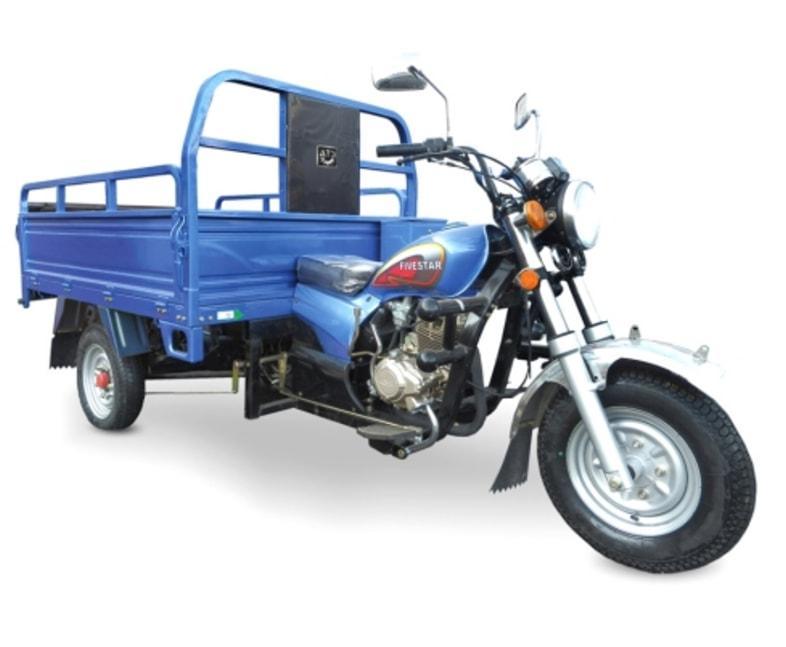 Мотоцикл ДТЗ МТ200-1 в сборе
