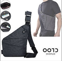Cross Body Bags 6016 Сумка рюкзак через плечо мессенджер , фото 1