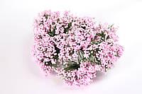 Добавка сыпучая 12 шт\уп. розового цвета