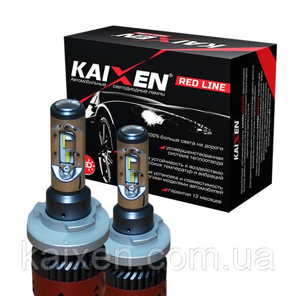 Светодиодные лампы H15 6000K Kaixen RedLine