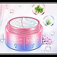 Увлажняющий крем и база под макияж для лица BioAqua Double Color Cream 50 + 50 ml, фото 3