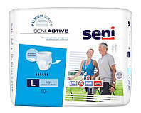 """Впитывающие трусы """"Seni Active"""" №3 (L) 100-135 см"""