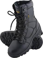 Ботинки с высокими берцами защитные Reis SB с металлическим подноском BRPATROL