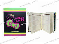 Дневник школьный, УФ-лак Hello Kitty-1  , HK14-261-1K