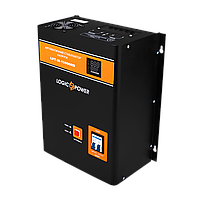 Стабилизатор напряжения LogicPower LPT-W-15000RD ЧЕРНЫЙ (10500W), фото 1