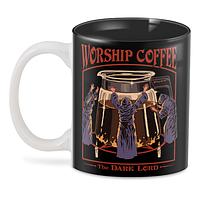 Кружка WORSHIP COFFEE Поклонение Кофе