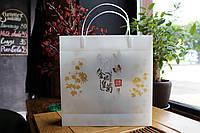 Подарочная сумочка 6 видов чая 200 грамм