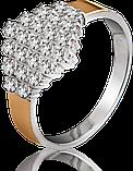 Гарнітур із золота і срібла Юр'їв арт.111 17, фото 2
