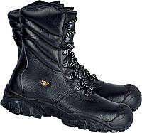 Ботинки с высокими берцами защитные Cofra S3 с металлическим подноском URAL