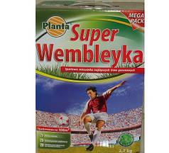 Семена травы газонной Planta Wembleyka спортивная 2.7кг