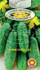 Польские семена огурца Wisconsin SMR 58 (Висконсин) 5г