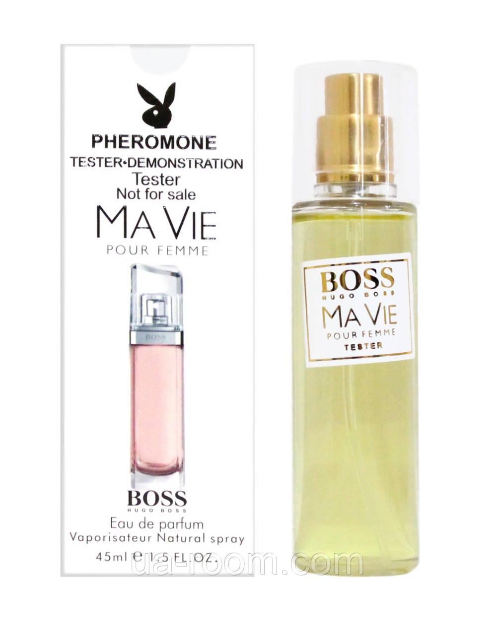 Женский, Тестер 45 мл. Hugo Boss Boss Ma Vie Pour Femme